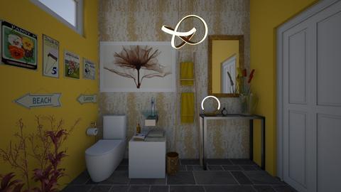 guest bathroom 17 - Bathroom - by GeGe Kanthip