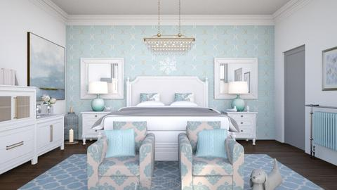 Max Bedroom - by Carl Grimes