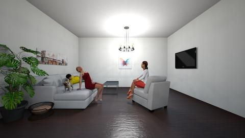 everyone is welcome  - Modern - Living room  - by Roomintriuer_lover
