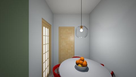 Cozinha  - Retro - Kitchen  - by Fuly