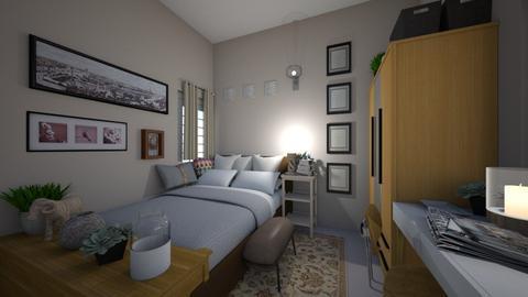 MDroom3 - Bedroom  - by Kat998