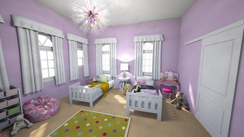Challenge 5 - Kids room  - by 0197075
