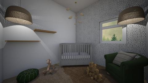 k i d s r o o m - Kids room  - by 27aleger