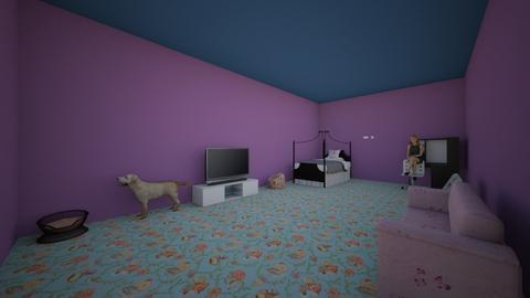 My bedroom - Kids room  - by Jessicaaaa