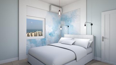 new room - Modern - Bedroom - by yosef