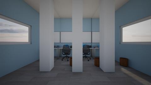Corona office - Office  - by Noa Jones