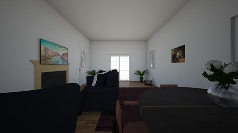 Class Room  - Living room  - by Stevenjm