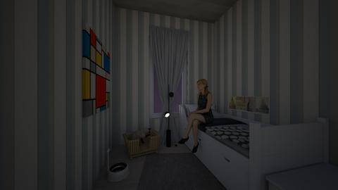 One - Bedroom  - by goodnightandgo