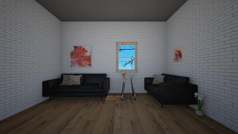 minimalistic - Living room  - by michael_heaven24