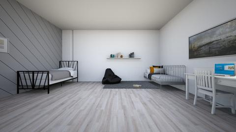 My bedroom I hope  - Modern - Bedroom - by D signer