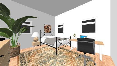 Alternative 2 - Modern - by SophieSoap
