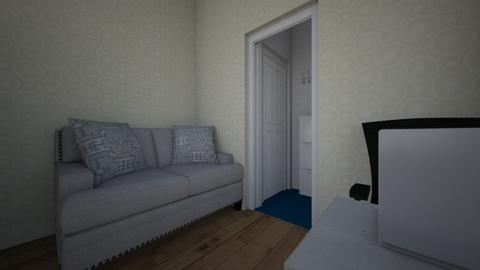 dream room - Bedroom  - by niklascejie01