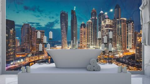 Lux N Relax - Bathroom  - by LD16