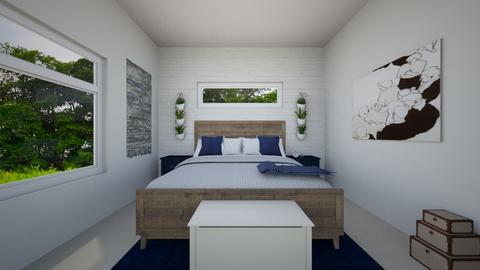Mom and dad room - Bedroom - by geeala