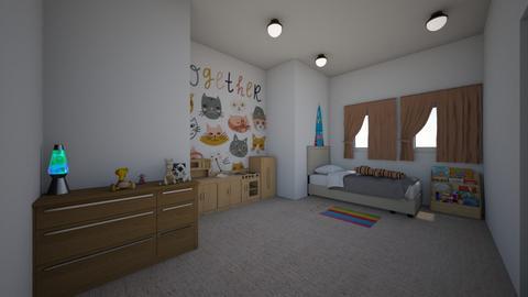kids - Kids room  - by Linsentatjana