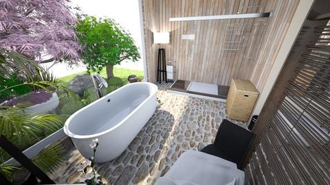 Bathroom 1 - Eclectic - Bathroom  - by banusitki