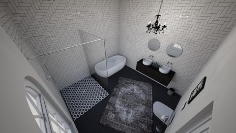 neeeeeew - Bathroom - by dkus
