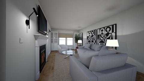 Living Room_2 - Living room  - by gabriellavozza