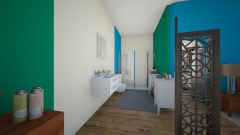 live light - Classic - Bathroom  - by yonfray rojas