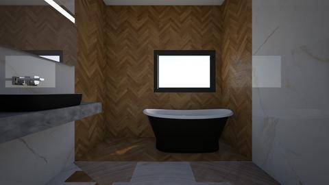 as - Bathroom  - by Sision