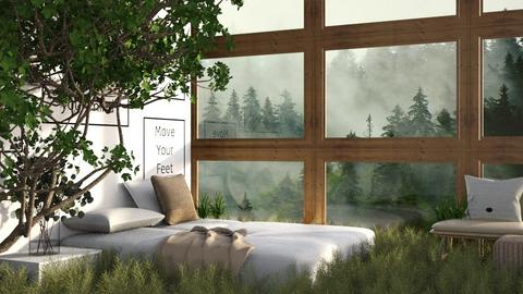 Eet_jungleified - Modern - Bedroom  - by urjungleified