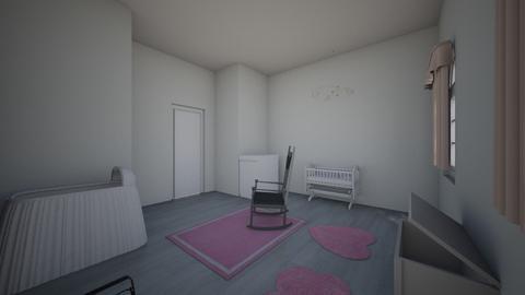 Ivelis Alicea  - Kids room  - by kathleengriffin