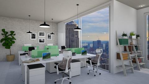 Office 2 - Office  - by Faye Dela Cruz