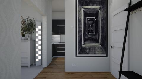 Tallin - Living room  - by Nova Interiors