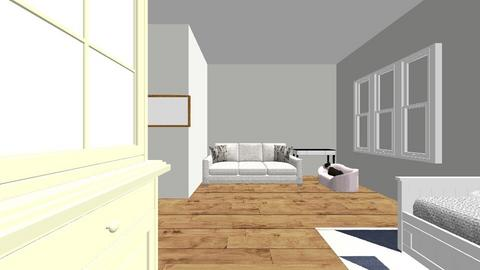 Makenna Shepperson  - Bedroom  - by Makennashepperson