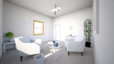 Counselling room - Minimal - by KMugridge