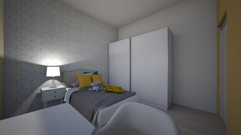 Habitacion Diego - Kids room  - by marisa F