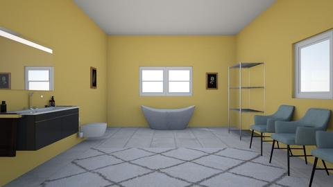 the yellow wind  - Minimal - Bathroom  - by aschaper