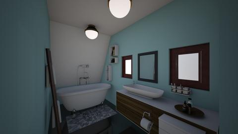 Authenticals - Bedroom  - by ep992
