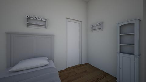 My room - Minimal - Bedroom  - by ryancub708