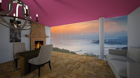 g - Living room - by MatrixDc