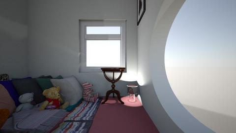 Small Safe Space - Kids room - by Blossom46