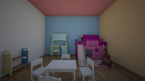 eris room - Bedroom  - by crying_room