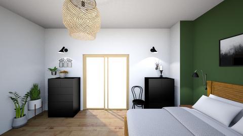 halo - Bedroom  - by tormamaria