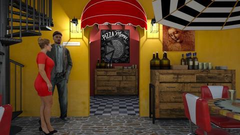 Pizzeria Ristorante - by JustBeautifulInteriors