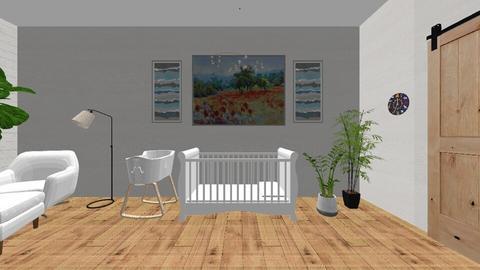 emory room - Vintage - Kids room  - by KaelynGarcia