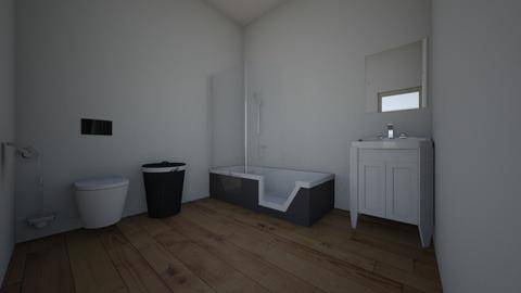 Emily - Bathroom  - by emily15o6