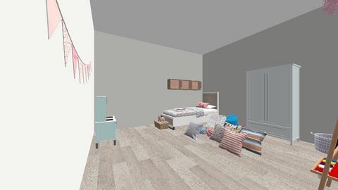 llama room - Kids room - by GRACE MARTIN_490