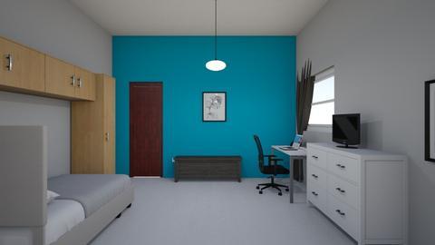 Meu quarto S2 - Bedroom  - by isadoramota_