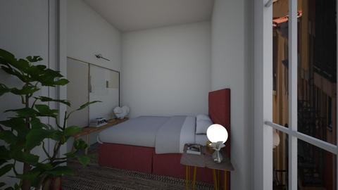 Casa315Bedroom - Eclectic - Bedroom  - by nickynunes