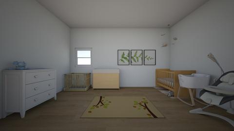 baby room - by Crocsrule2