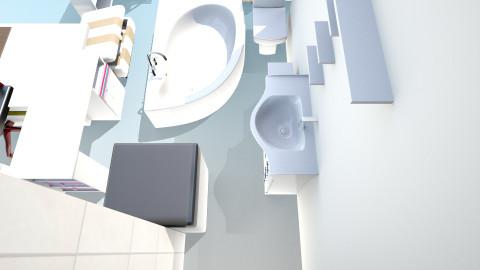 99888 - Glamour - Bathroom  - by Milena ART