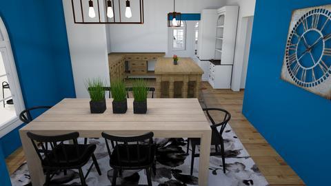 island fridge - Living room  - by trinasandberg