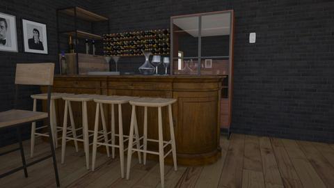 barrrr5 - Vintage - Kitchen  - by prixxborges96