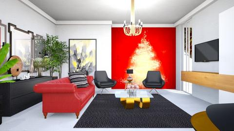 231220 - Living room  - by matina1976
