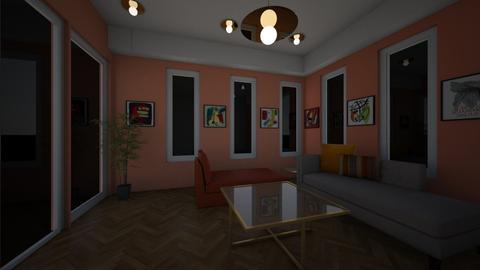 roman - Dining room - by bhavya21